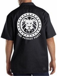 The Patriot Party Work Shirt