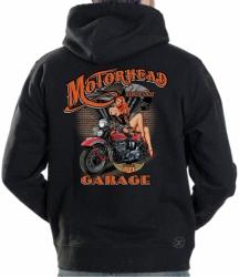 Motorhead Garage Hoodie Sweat Shirt