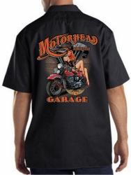 Motorhead Garage Work Shirt