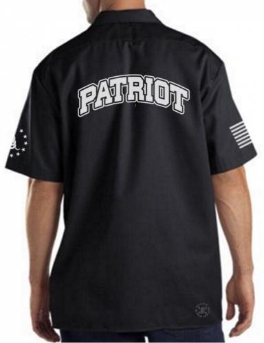 Proud Patriot Work Shirt