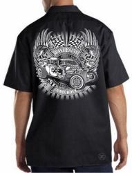 Shake, Rattle, & Roll Work Shirt