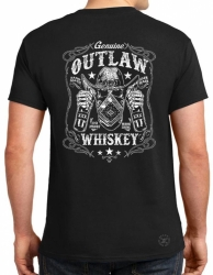 Outlaw Whiskey T-Shirt