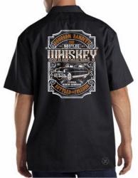 Bourbon Bandits Bootleg Whiskey Work Shirt