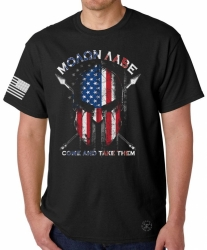 American Spartan Warrior T-Shirt