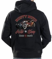 The Original Rusty Nuts Hoodie Sweat Shirt