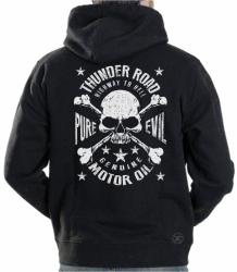 Thunder Road Hoodie Sweat Shirt