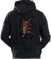 Lair of Shadows Dragon Hoodie Sweat Shirt