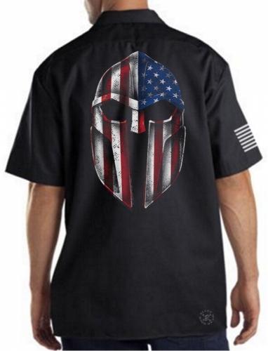American Gladiator Work Shirt
