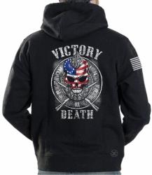 Victory or Death Hoodie Sweat Shirt