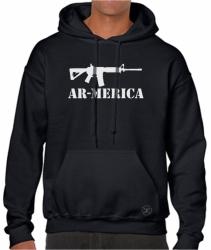 AR-Merica Hoodie Sweat Shirt
