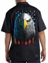 American Eagle Stare Work Shirt