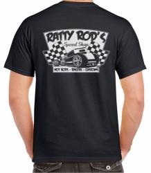 Ratty Rod's Speed Shop T-Shirt