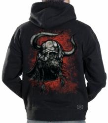 Viking Warrior Hoodie Sweat Shirt
