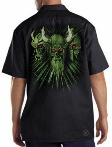 Viking Warrior Work Shirt