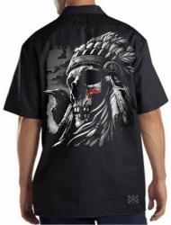 Chief Warpaint Work Shirt
