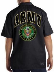 Army Work Shirt
