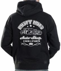 Rusty Nuts Hoodie Sweat Shirt