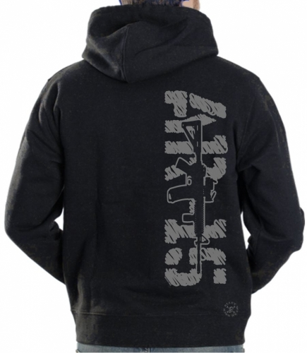 AR-15 Hoodie Sweat Shirt
