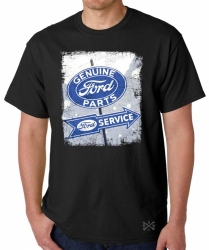 Genuine Ford Parts Sign T-Shirt