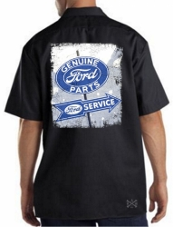 Genuine Ford Parts Sign Work Shirt