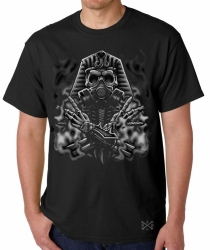Egyptian Gasmask T-Shirt