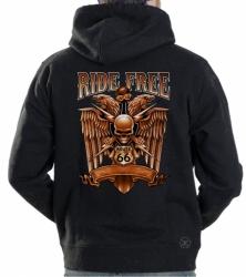 Ride Free Hoodie Sweat Shirt
