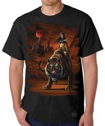 Tigress Warrior T-Shirt