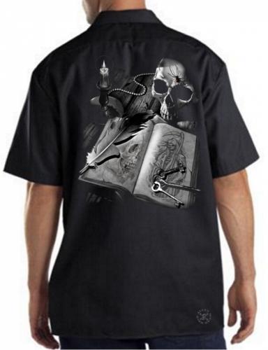 Journal Work Shirt