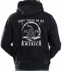 Don't Tread on Me Hoodie Sweat Shirt