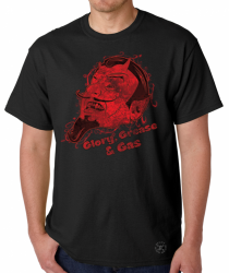 Glory, Grease, & Gas Devil T-Shirt