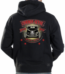 Common Sense Speed Shop Hoodie Sweat Shirt
