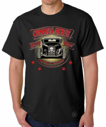 Common Sense Speed Shop T-Shirt