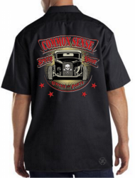 Common Sense Speed Shop Work Shirt