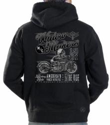 Widow Makers M/C Hoodie Sweat Shirt