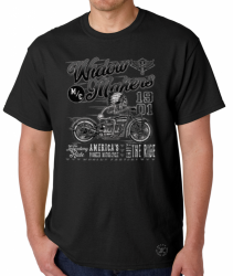 Widow Makers M/C T-Shirt