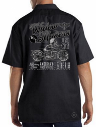 Widow Makers M/C Work Shirt