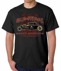 Old Skool Gear Monkey T-Shirt