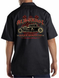 Old Skool Gear Monkey Work Shirt