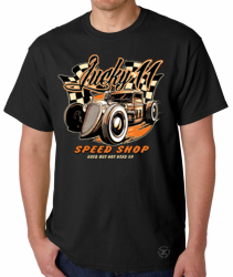 Lucky 11 Speed Shop T-Shirt