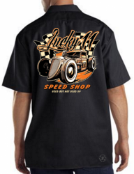 Lucky 11 Speed Shop Work Shirt