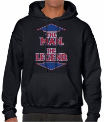 The Man The Legend Hoodie Sweat Shirt