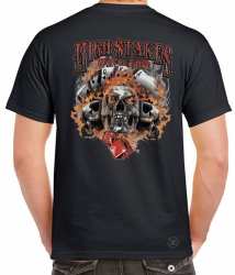 High Stakes Skull T-Shirt
