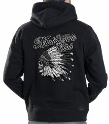 Motorcycle Club Hoodie Sweat Shirt