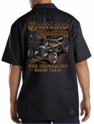 Outlaw Racing Work Shirt