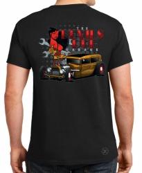 Devil's Due Garage T-Shirt