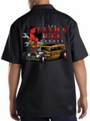 Devil's Due Garage Work Shirt