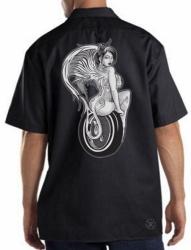 Speed Devil Work Shirt