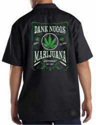 Dank Nuggs Work Shirt