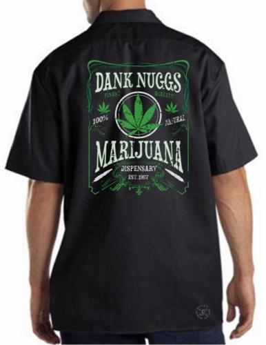 Dank Nuggs Work Shirt