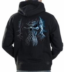 Praying Grim Reaper Hoodie Sweat Shirt